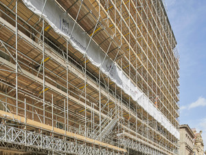 Heritage Scaffolding Projects by Crossway