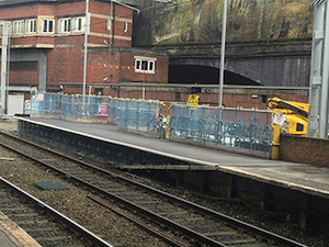 Crossway have recently designed and built an extension to Platform 9 at Liverpool Lime Street Station as part of an ongoing programme of refurbishment works.